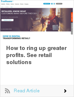 How to ring up greater profits. See retail solutions