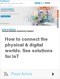How to connect the physical & digital worlds. See solutions for IoT