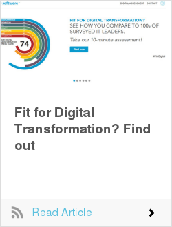 Fit for Digital Transformation? Find out
