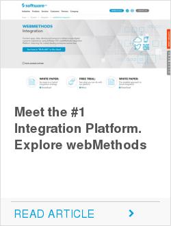 Meet the #1 Integration Platform. Explore webMethods