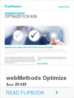 webMethods Optimize for B2B