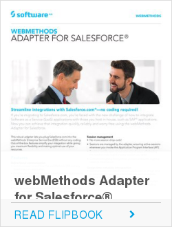 webMethods Adapter for Salesforce®