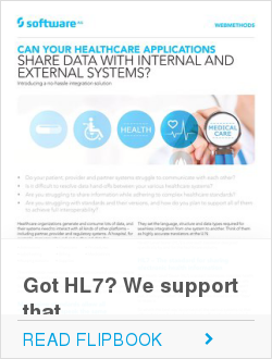 Got HL7? We support that