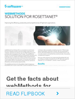 Get the facts about webMethods for RosettaNet®