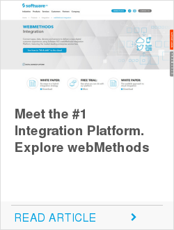 Meet the #1 Integration Platform. Explore webMethods