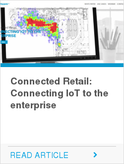 Connected Retail: Connecting IoT to the enterprise