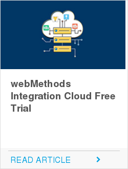 webMethods Integration Cloud Free Trial