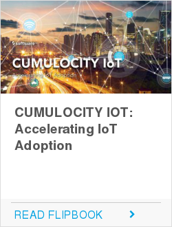 CUMULOCITY IOT:  Accelerating IoT Adoption