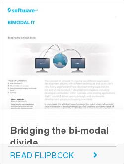 Bridging the bi-modal divide