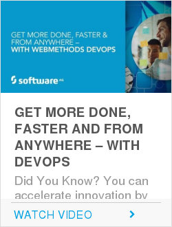 GET MORE DONE, FASTER AND FROM ANYWHERE – WITH DEVOPS