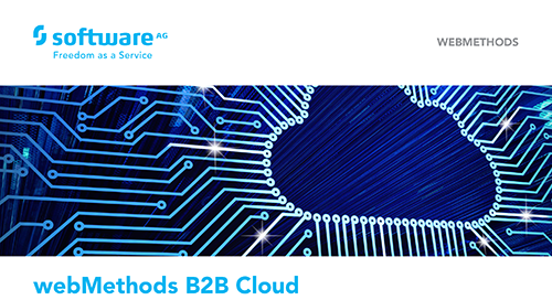 Facts about webMethods B2B Cloud