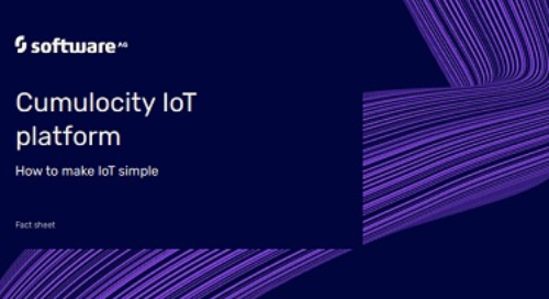 Facts about Cumulocity IoT Platform