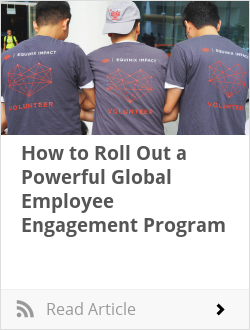 How to Roll Out a Powerful Global Employee Engagement Program