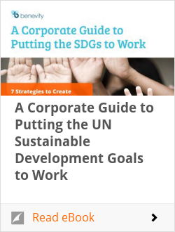 A Corporate Guide to Putting the UN Sustainable Development Goals to Work