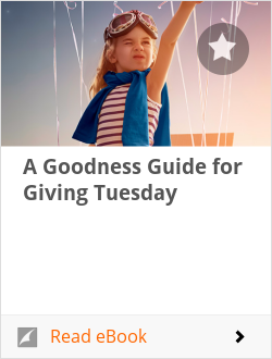 A Goodness Guide for Giving Tuesday