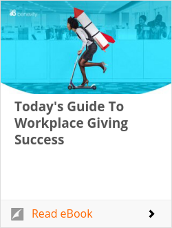 Today's Guide To Workplace Giving Success