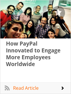 How PayPal Innovated to Engage More Employees Worldwide