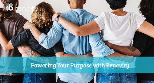 Benevity Overview - Powering Your Purpose With Benevity