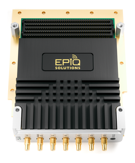 Epiq Solutions Sidekiq™ X2 Multi-Channel RF Transceiver