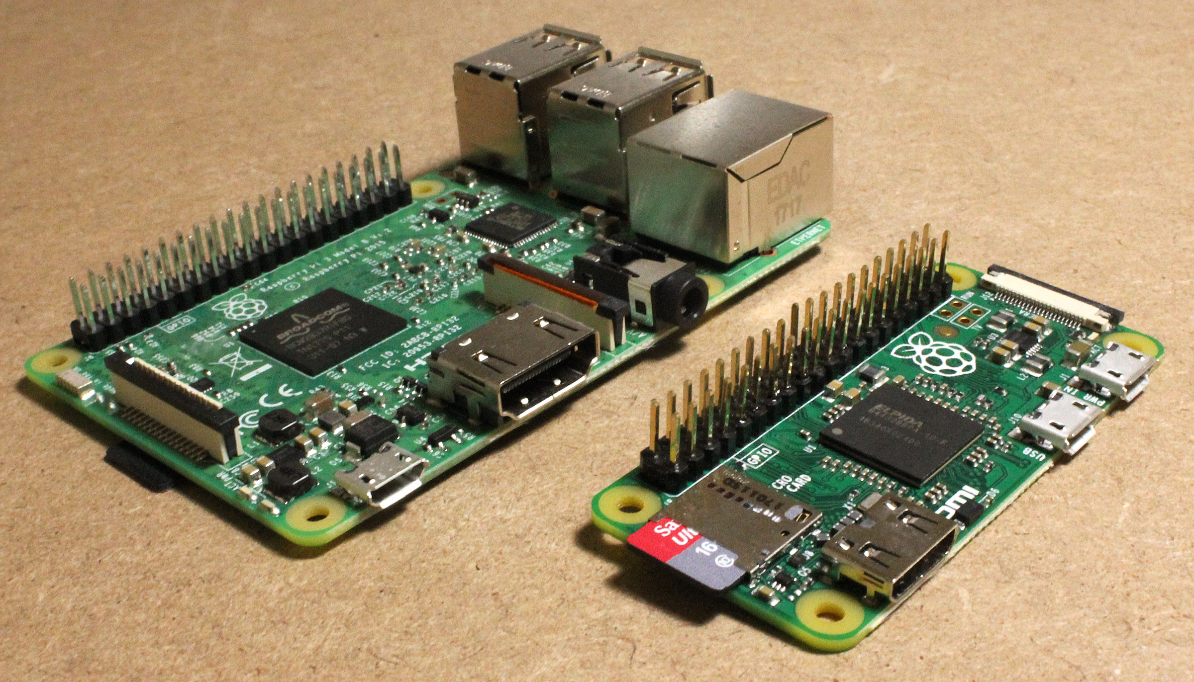 For the Professional Maker: Raspberry Pi helps create a cottage industry of  DIY game systems