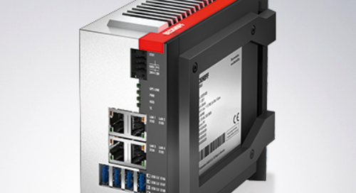 How compact Industrial PCs solve today's automation and control challenges