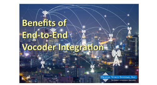 Benefits of End-to-End Vocoder Integration