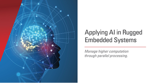 Applying AI in Rugged Embedded Systems