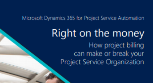 Right on the Money: How Project Billing Can Make or Break Your Organization