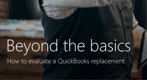 Beyond the Basics - How to Evaluate a QuickBooks Replacement