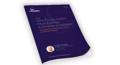 Enterprise Acceleration analyst report