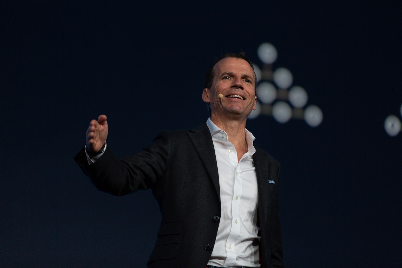 President of the McChrystal Group Chris Fussell