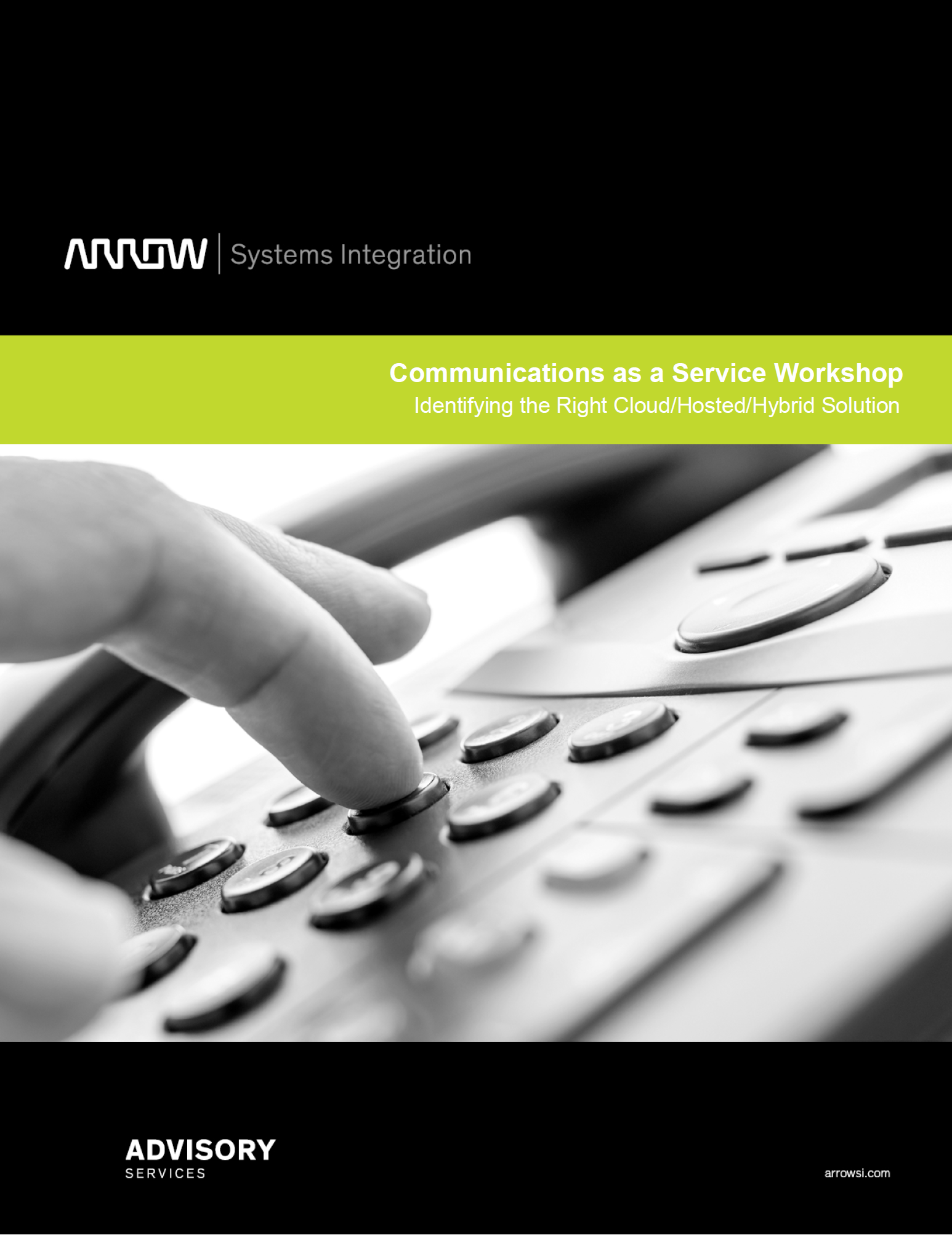 Communications as a Service Workshop