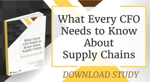 Download Study: What Every CFO Needs to Know About Supply Chains