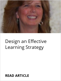 Design an Effective Learning Strategy