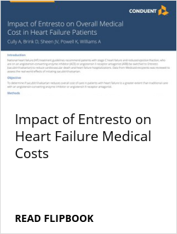 Impact of Entresto on Heart Failure Medical Costs