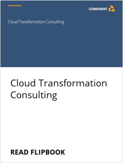 Cloud Transformation Consulting
