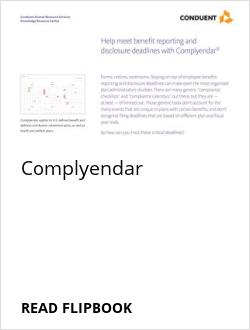 Complyendar