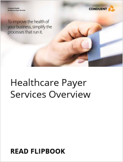 Healthcare Payer Services Overview