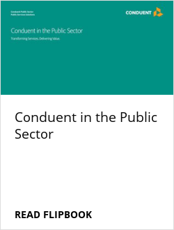 Conduent in the Public Sector