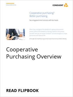 Cooperative Purchasing Overview