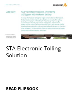 STA Electronic Tolling Solution