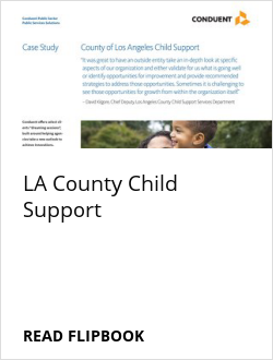 LA County Child Support