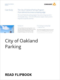 City of Oakland Parking
