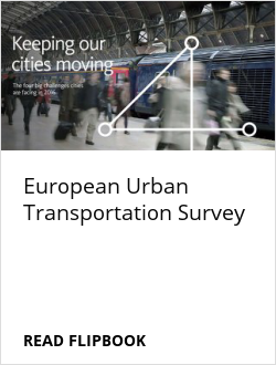European Urban Transportation Survey