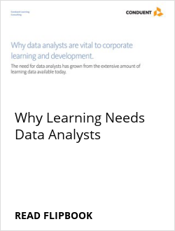 Why Learning Needs Data Analysts