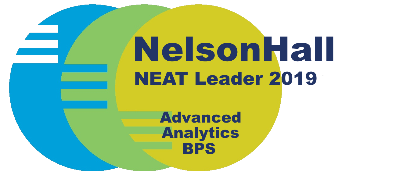 Conduent Named a Leader  in NelsonHall's Advanced Analytics NEAT Evaluation