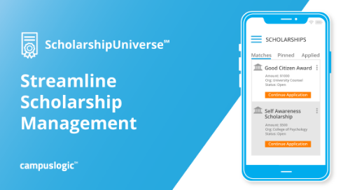 ScholarshipUniverse External Database Product Brief