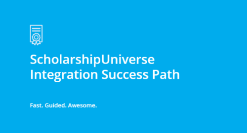 ScholarshipUniverse Integration Success Path