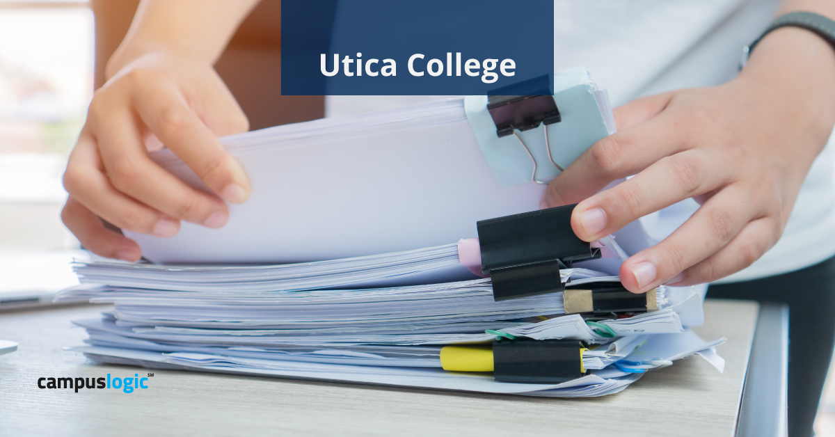 Utica College case study
