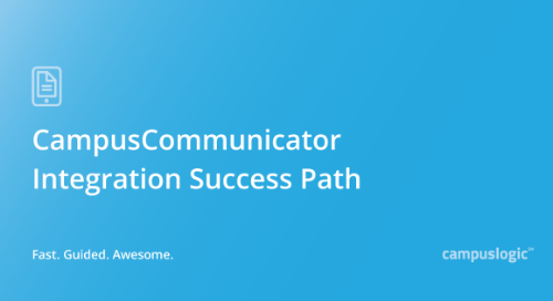 CampusCommunicator Integration Success Path